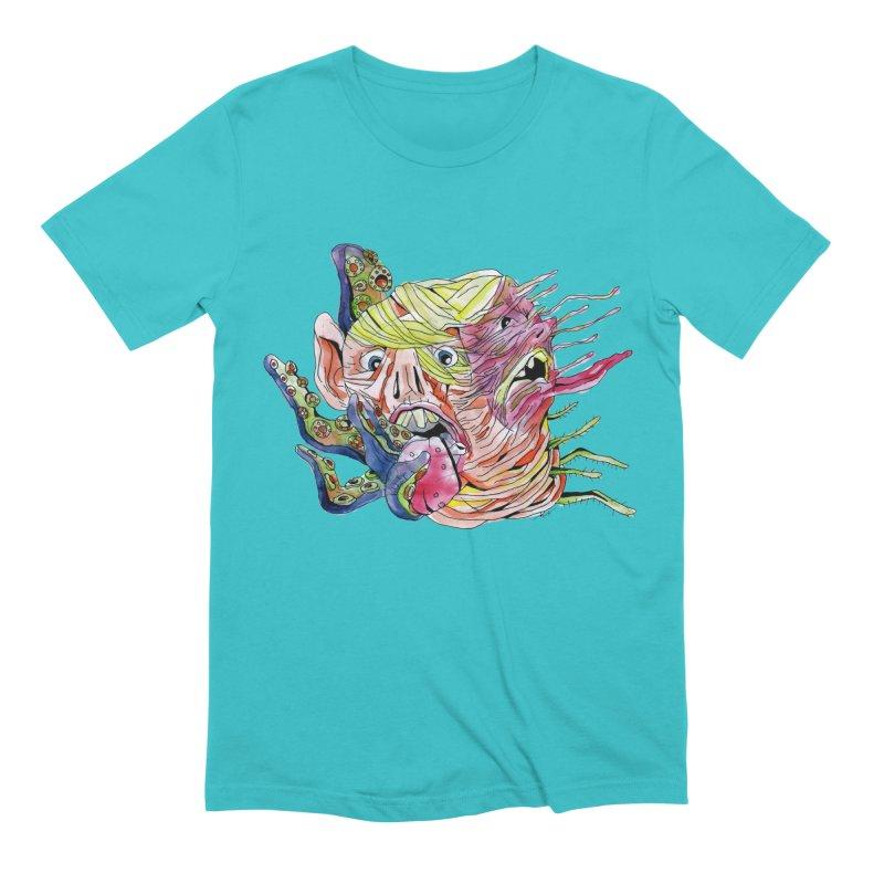 parasyte!!! Men's Extra Soft T-Shirt by okik's Artist Shop