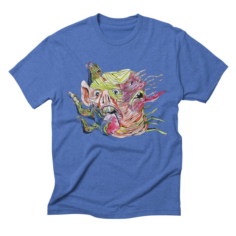 parasyte!!! Men's T-Shirt by okik's Artist Shop