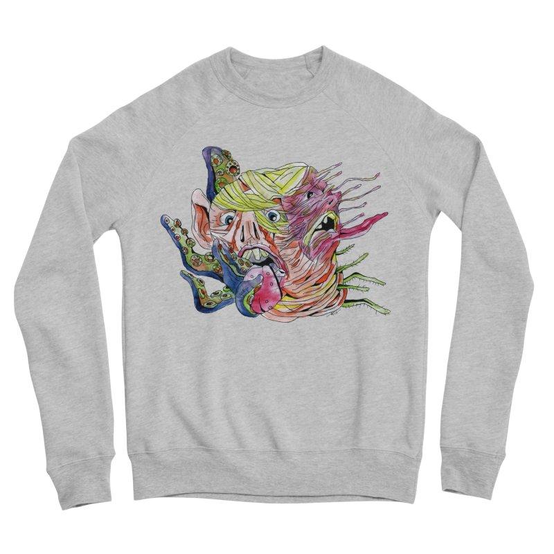 parasyte!!! Men's Sponge Fleece Sweatshirt by okik's Artist Shop