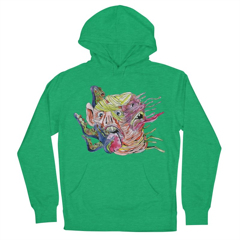 parasyte!!! Men's French Terry Pullover Hoody by okik's Artist Shop