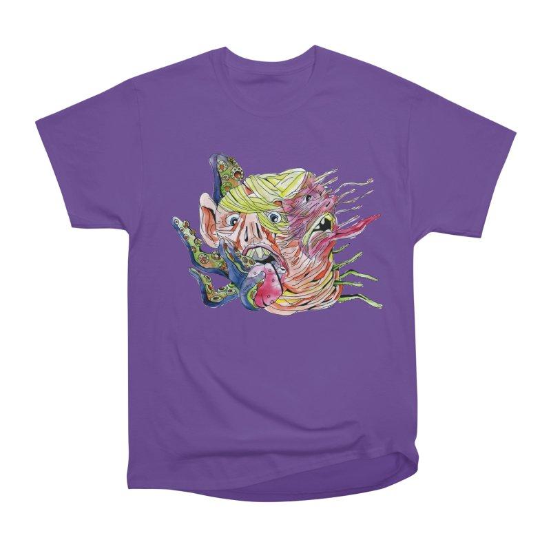 parasyte!!! Men's Heavyweight T-Shirt by okik's Artist Shop