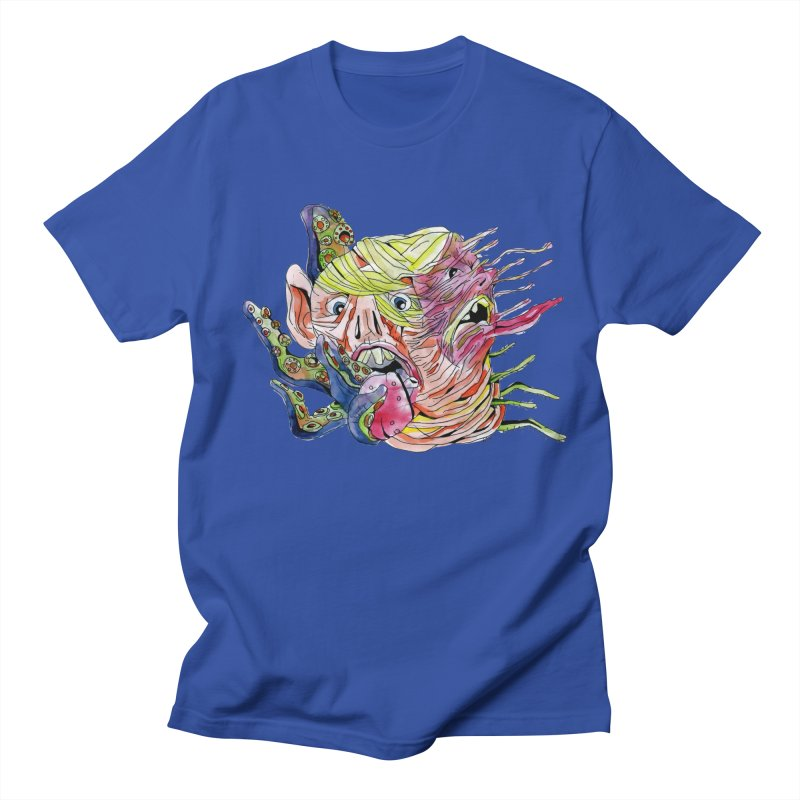 parasyte!!! Men's Regular T-Shirt by okik's Artist Shop