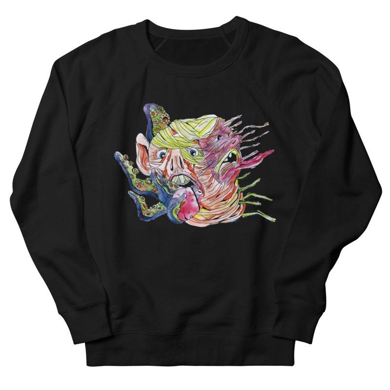 parasyte!!! Men's French Terry Sweatshirt by okik's Artist Shop