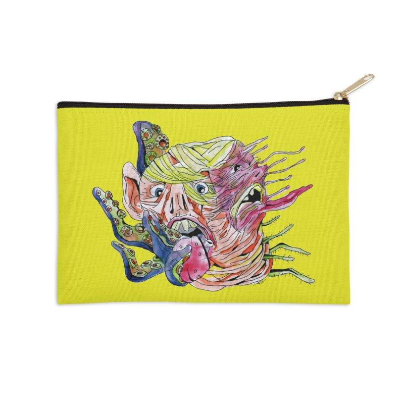 parasyte!!! Accessories Zip Pouch by okik's Artist Shop