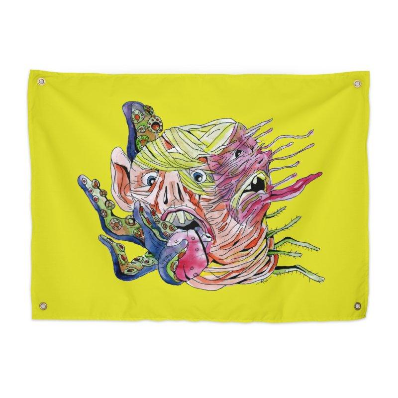 parasyte!!! Home Tapestry by okik's Artist Shop