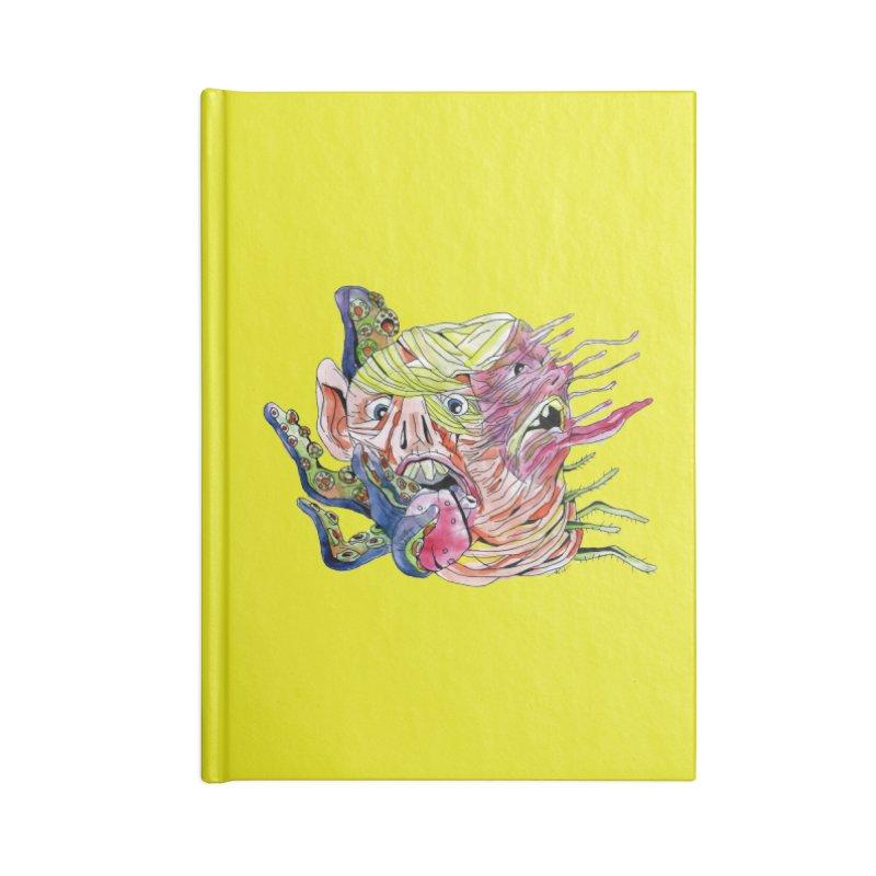 parasyte!!! Accessories Lined Journal Notebook by okik's Artist Shop