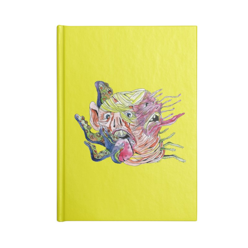 parasyte!!! Accessories Blank Journal Notebook by okik's Artist Shop
