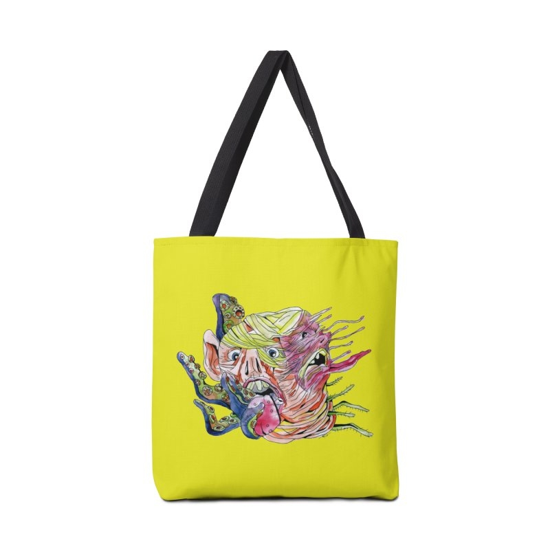parasyte!!! Accessories Tote Bag Bag by okik's Artist Shop