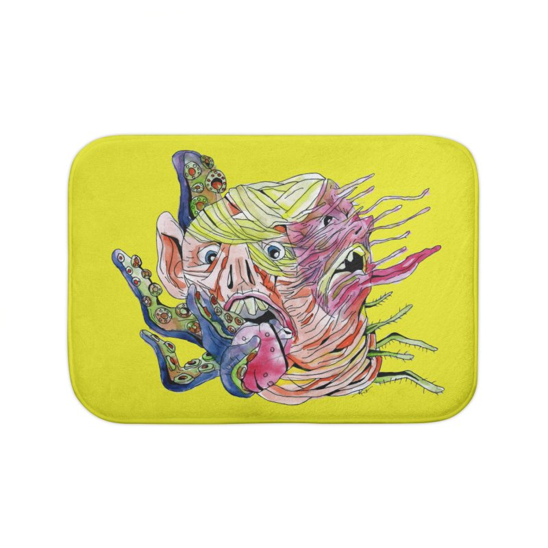 parasyte!!! Home Bath Mat by okik's Artist Shop