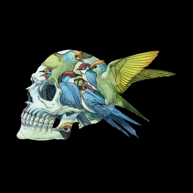 Skull Birds by oktopussapiens's Artist Shop