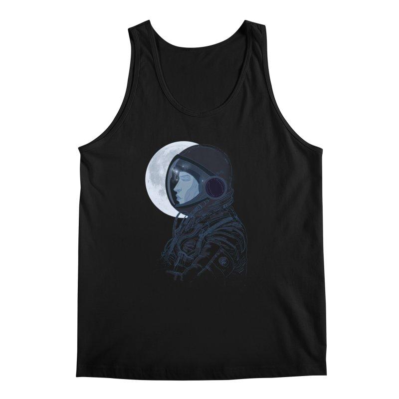 Human eclipse Men's Tank by oktopussapiens's Artist Shop