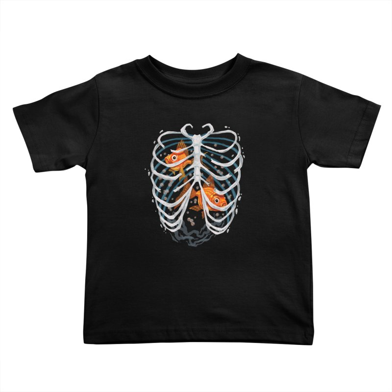 Life and death Kids Toddler T-Shirt by oktopussapiens's Artist Shop