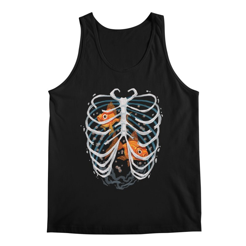 Life and death Men's Regular Tank by oktopussapiens's Artist Shop
