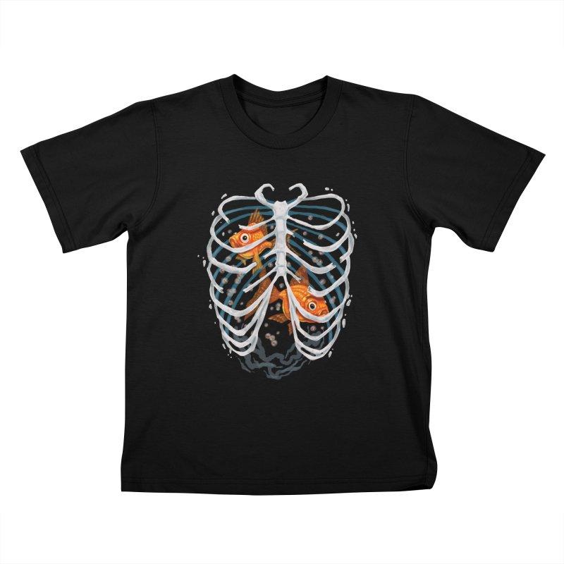 Life and death Kids T-shirt by oktopussapiens's Artist Shop