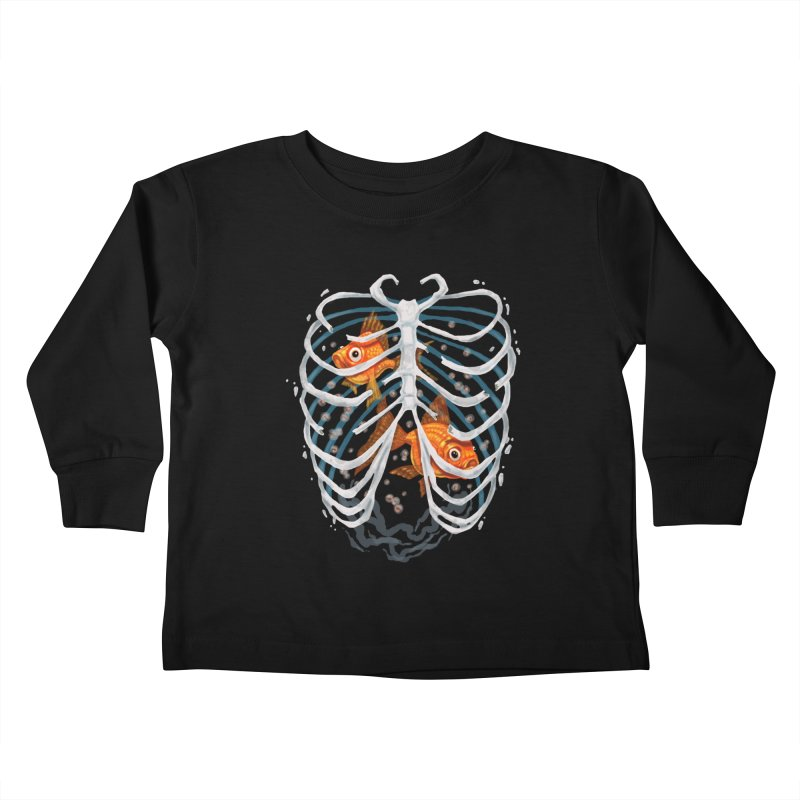 Life and death Kids Toddler Longsleeve T-Shirt by oktopussapiens's Artist Shop