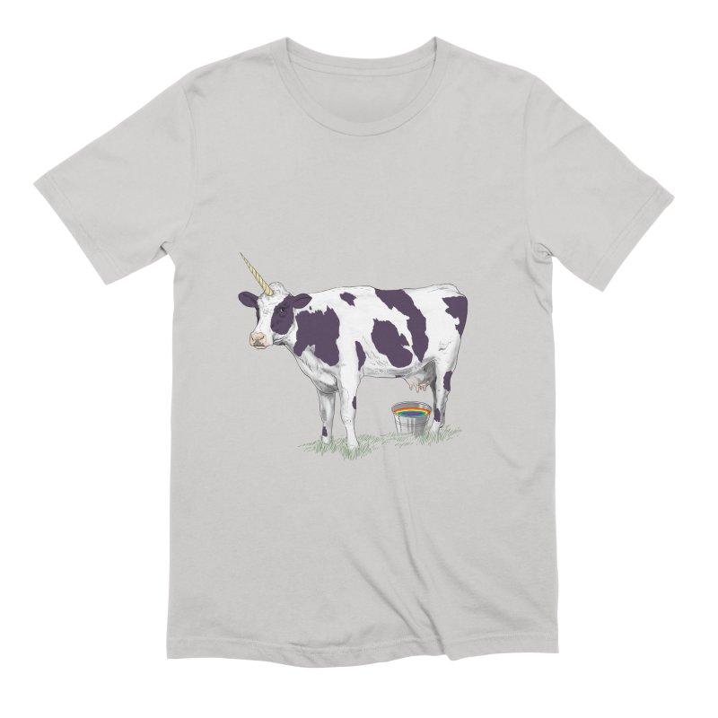 Unicowrn Men's Extra Soft T-Shirt by oktopussapiens's Artist Shop