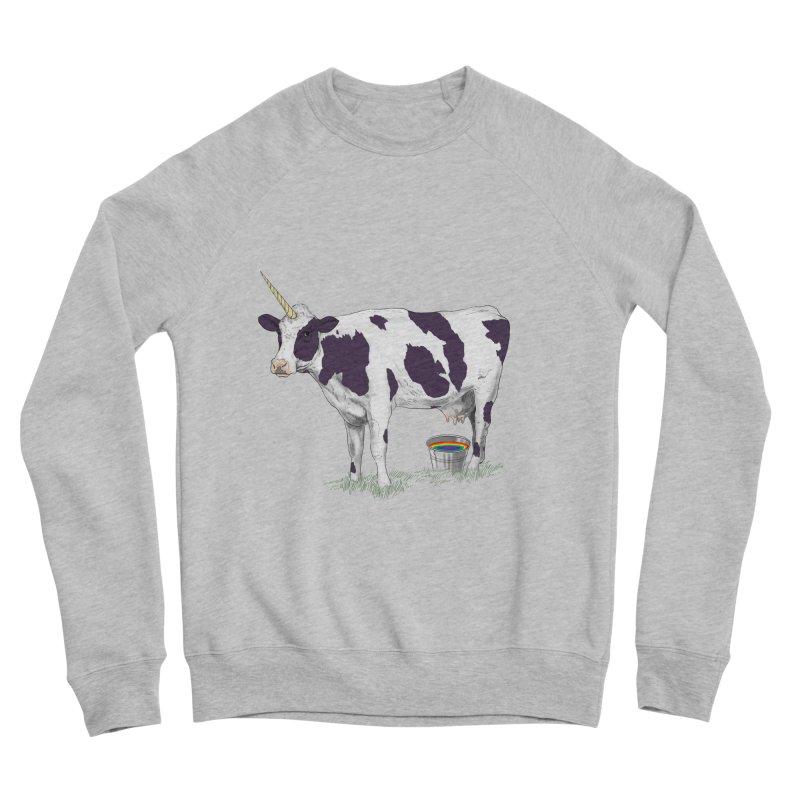 Unicowrn Women's Sponge Fleece Sweatshirt by oktopussapiens's Artist Shop