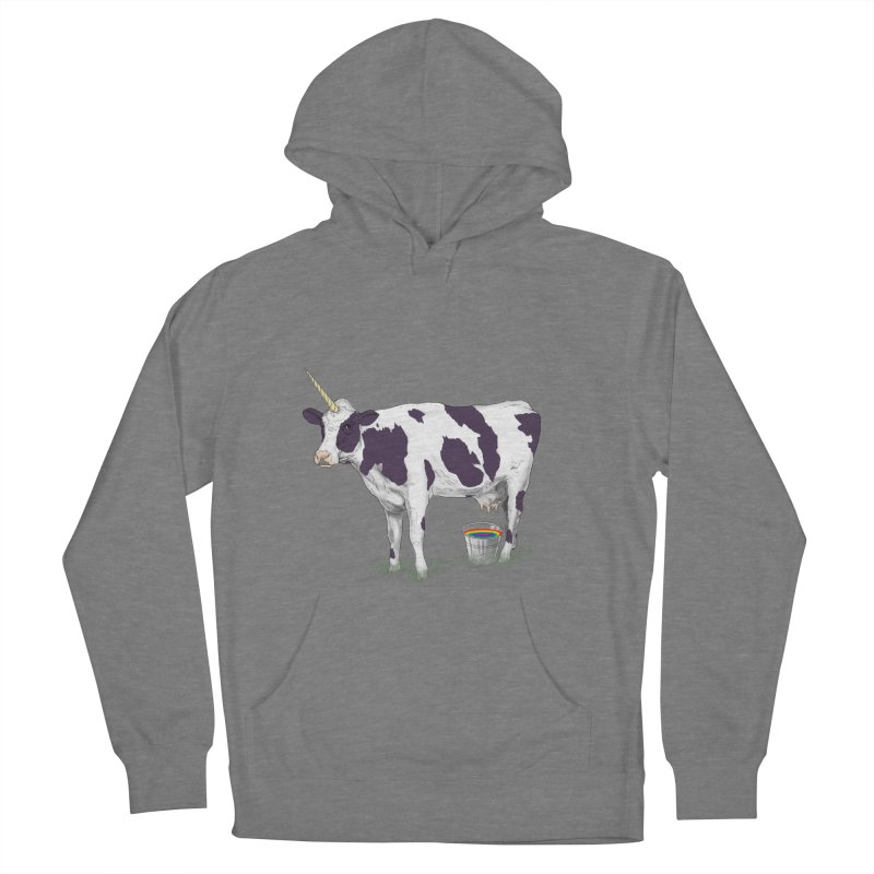 Unicowrn Women's French Terry Pullover Hoody by oktopussapiens's Artist Shop