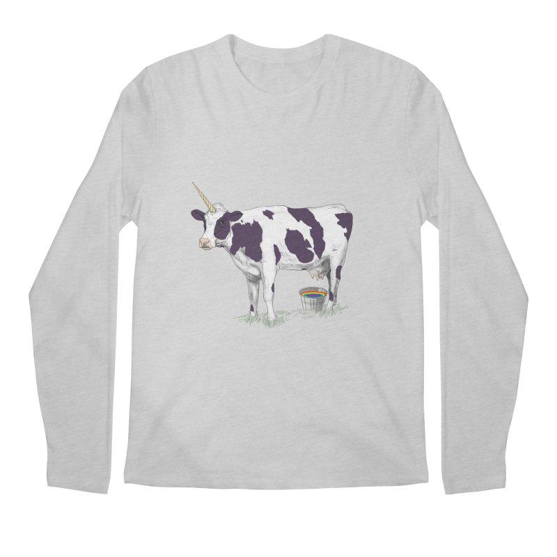 Unicowrn Men's Longsleeve T-Shirt by oktopussapiens's Artist Shop