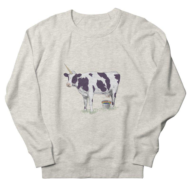 Unicowrn Men's French Terry Sweatshirt by oktopussapiens's Artist Shop