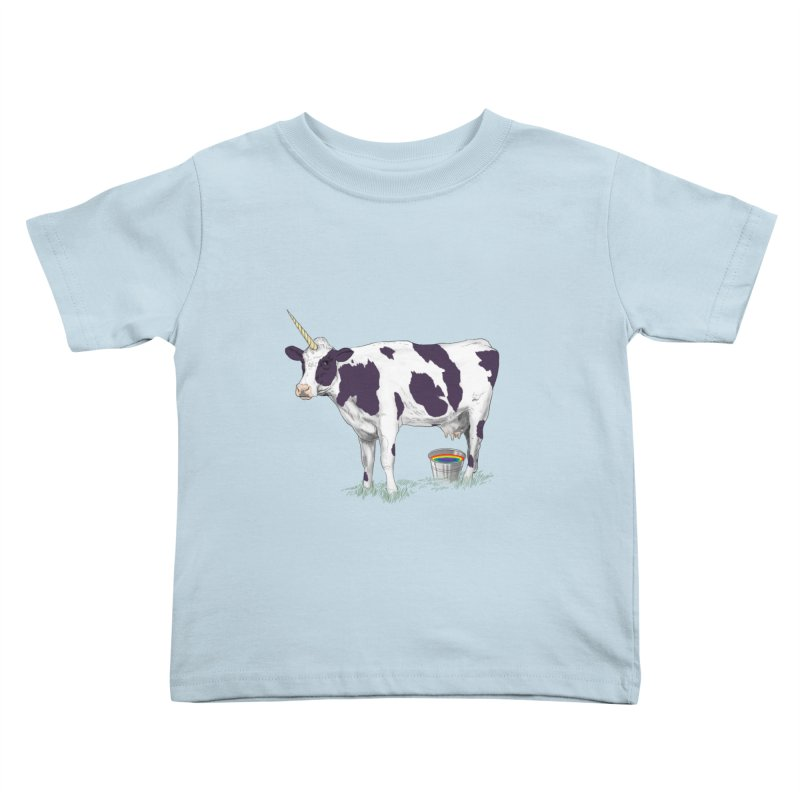 Unicowrn Kids Toddler T-Shirt by oktopussapiens's Artist Shop