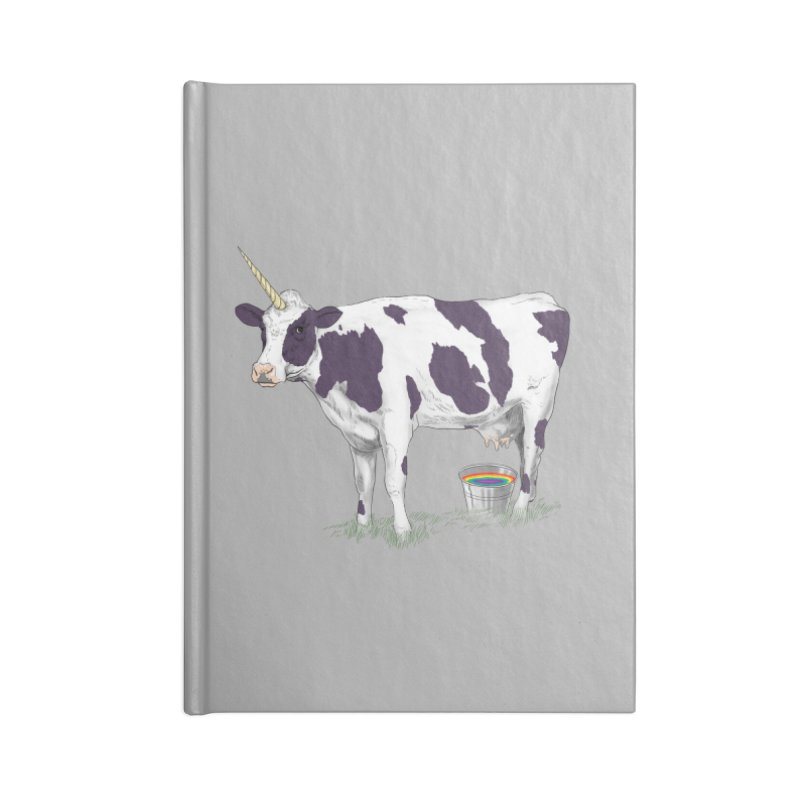 Unicowrn Accessories Blank Journal Notebook by oktopussapiens's Artist Shop