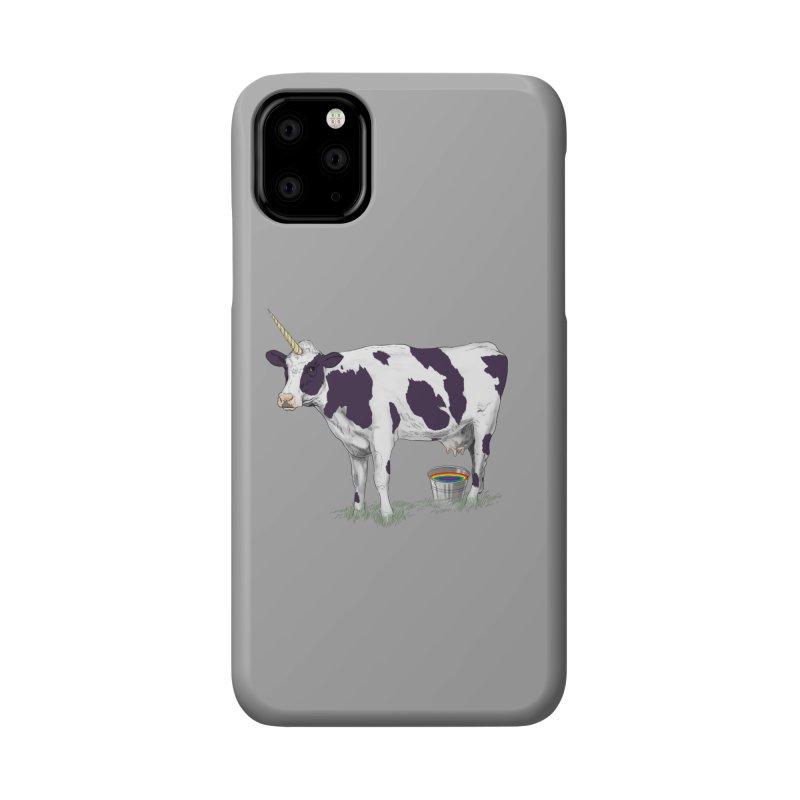 Unicowrn Accessories Phone Case by oktopussapiens's Artist Shop