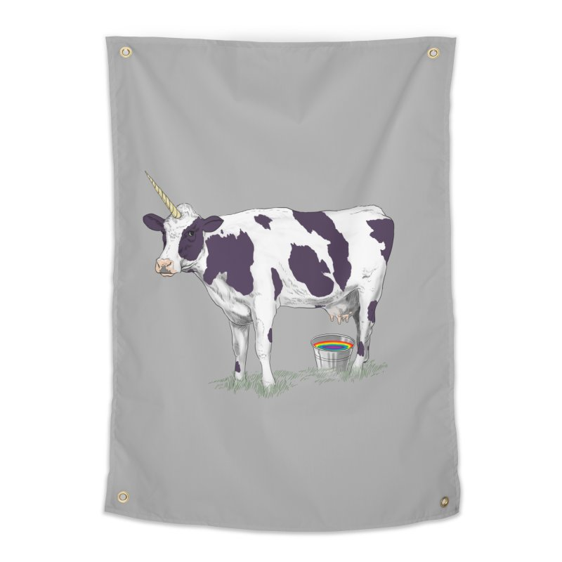 Unicowrn Home Tapestry by oktopussapiens's Artist Shop