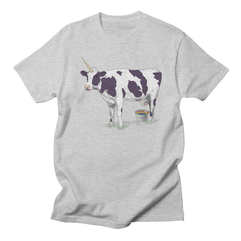 Unicowrn Men's T-Shirt by oktopussapiens's Artist Shop