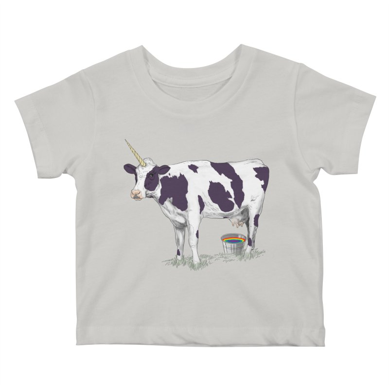 Unicowrn Kids Baby T-Shirt by oktopussapiens's Artist Shop