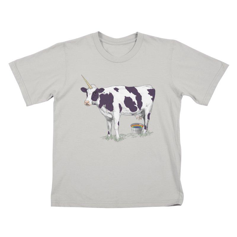 Unicowrn Kids T-shirt by oktopussapiens's Artist Shop