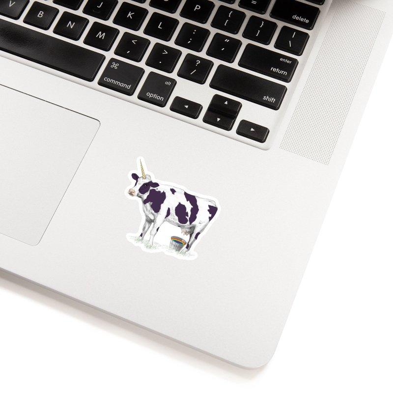Unicowrn Accessories Sticker by oktopussapiens's Artist Shop