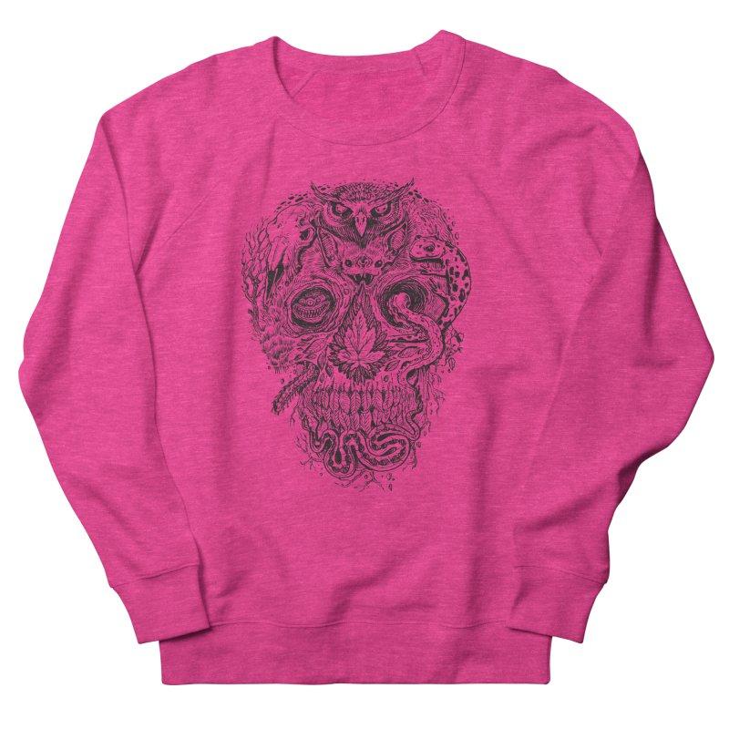 Calvariam naturalis Women's Sweatshirt by oktopussapiens's Artist Shop
