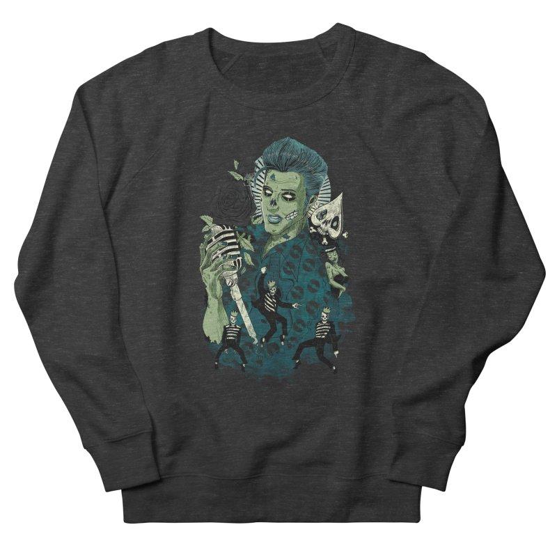 The king is back Women's Sweatshirt by oktopussapiens's Artist Shop