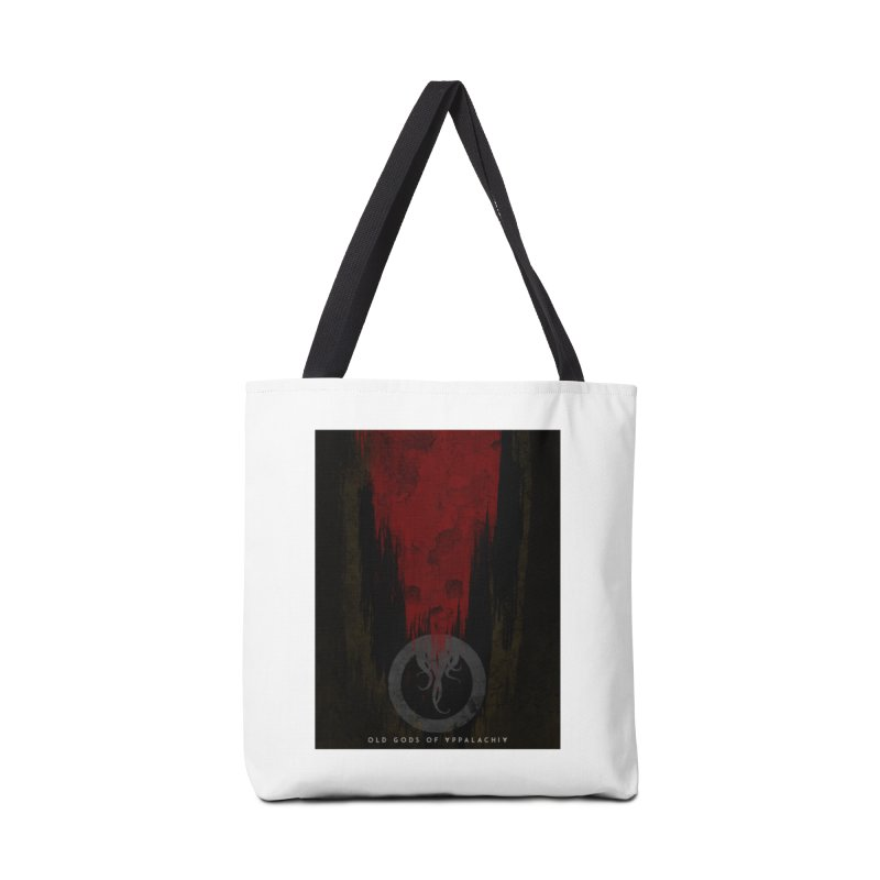 Old Gods of Appalachia: Blood and Darkness Accessories Tote Bag Bag by OLD GODS OF APPALACHIA
