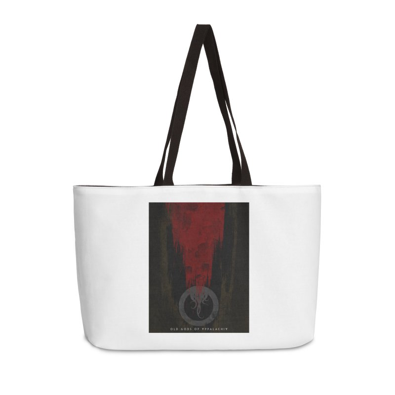 Old Gods of Appalachia: Blood and Darkness Accessories Weekender Bag Bag by OLD GODS OF APPALACHIA