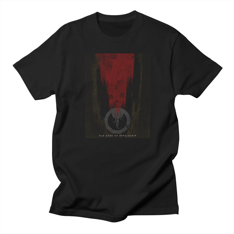 Old Gods of Appalachia: Blood and Darkness Men's Regular T-Shirt by OLD GODS OF APPALACHIA