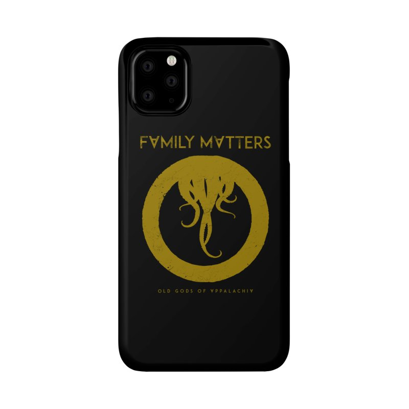 Old Gods of Applachia: Family Matters Accessories Phone Case by OLD GODS OF APPALACHIA