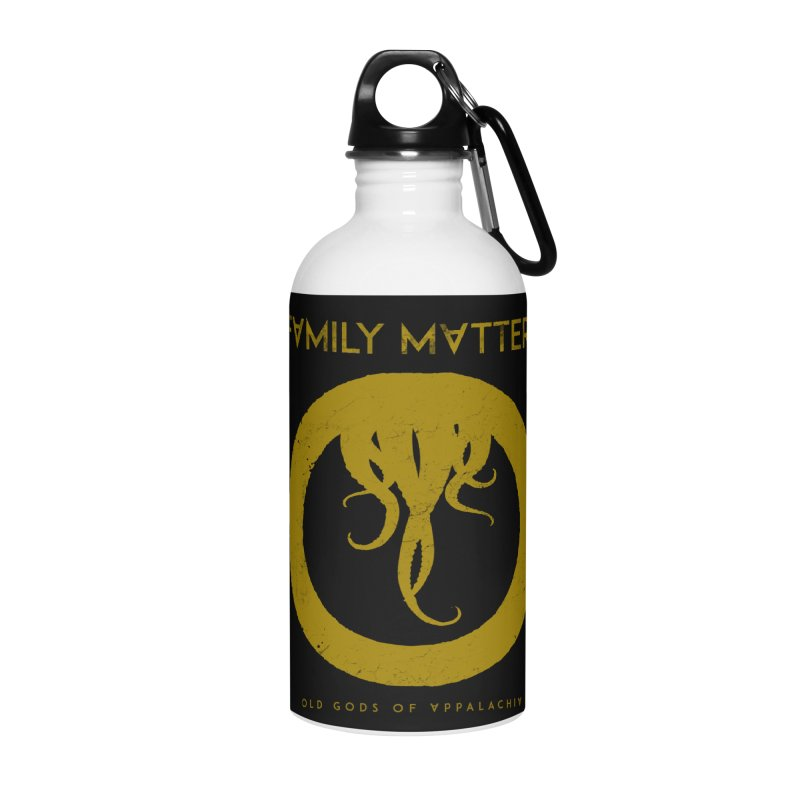 Old Gods of Applachia: Family Matters Accessories Water Bottle by OLD GODS OF APPALACHIA