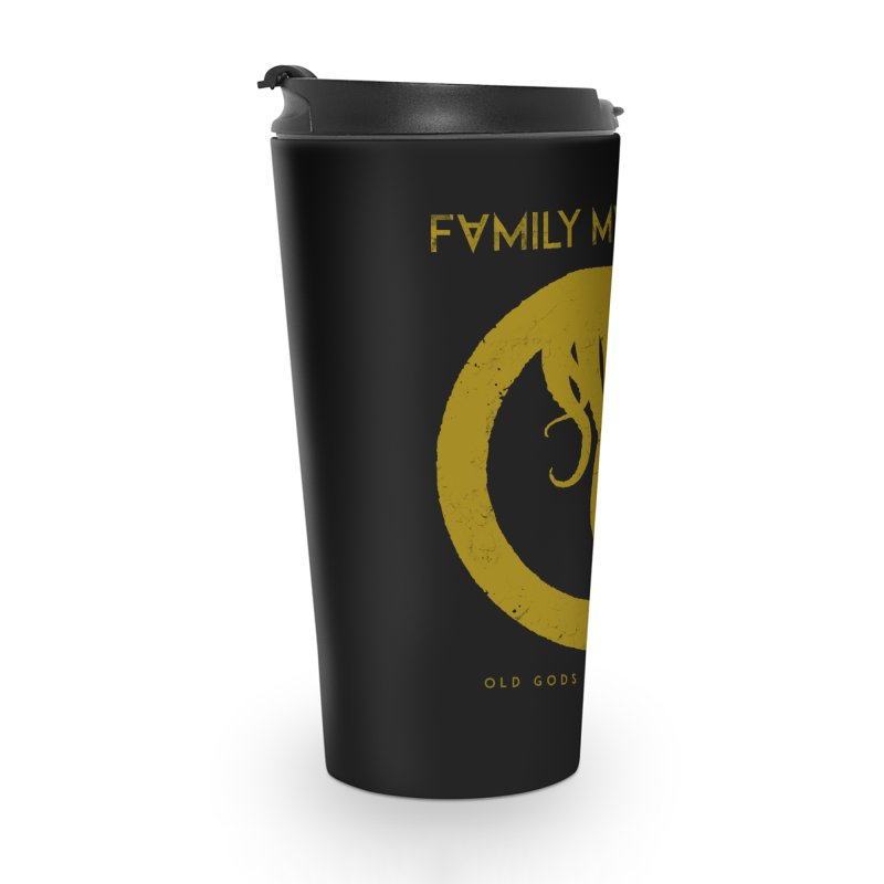 Old Gods of Applachia: Family Matters Accessories Travel Mug by OLD GODS OF APPALACHIA
