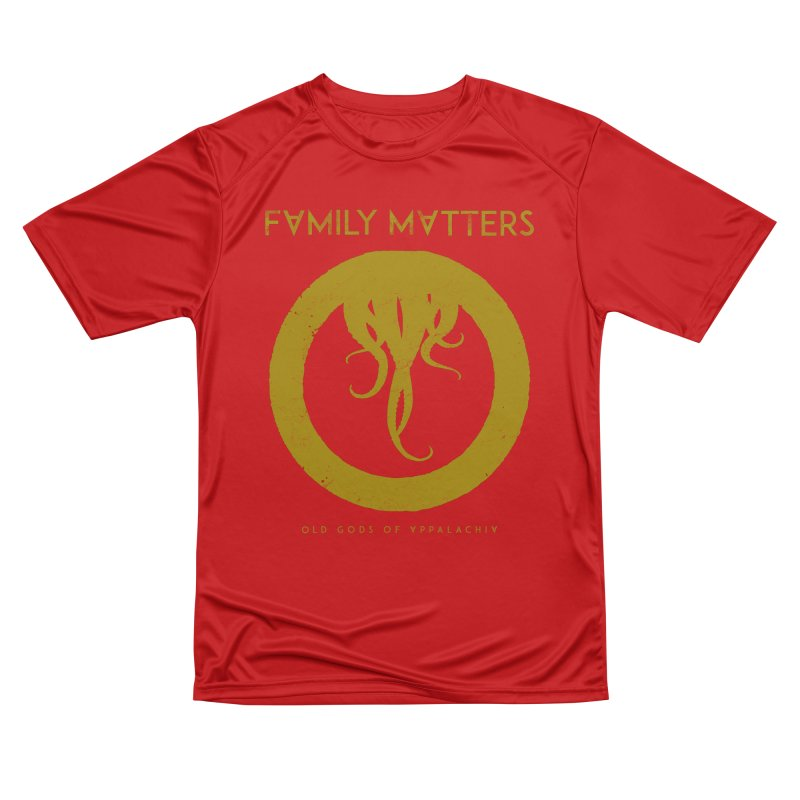 Old Gods of Applachia: Family Matters Men's Performance T-Shirt by OLD GODS OF APPALACHIA