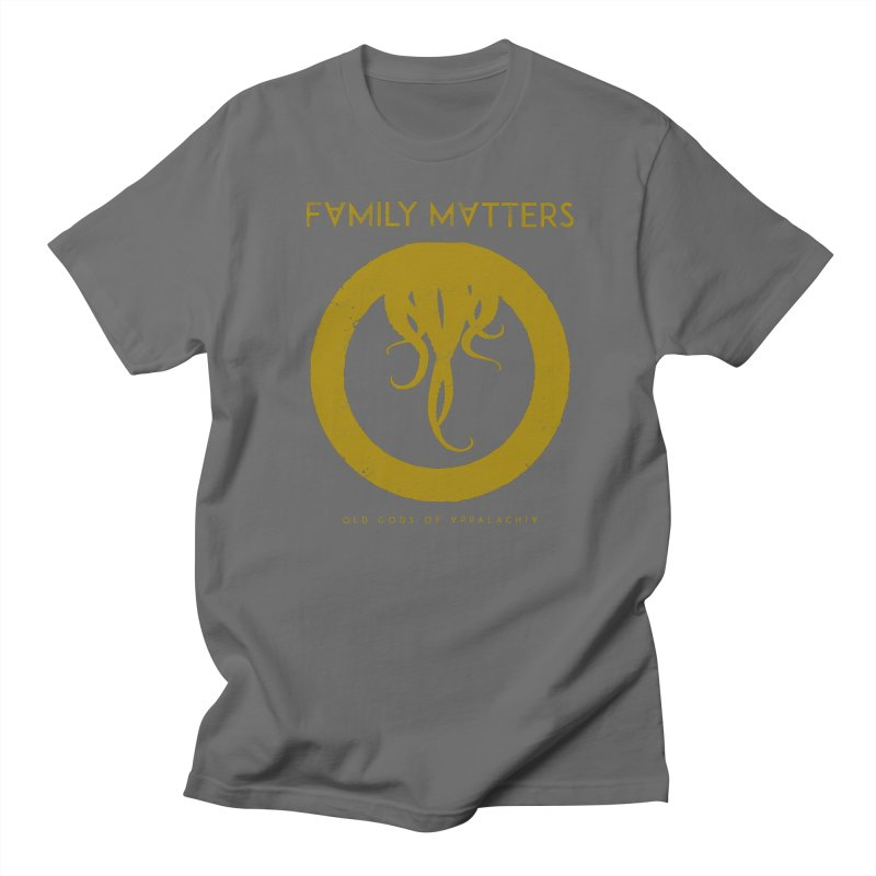 Old Gods of Applachia: Family Matters Men's T-Shirt by OLD GODS OF APPALACHIA