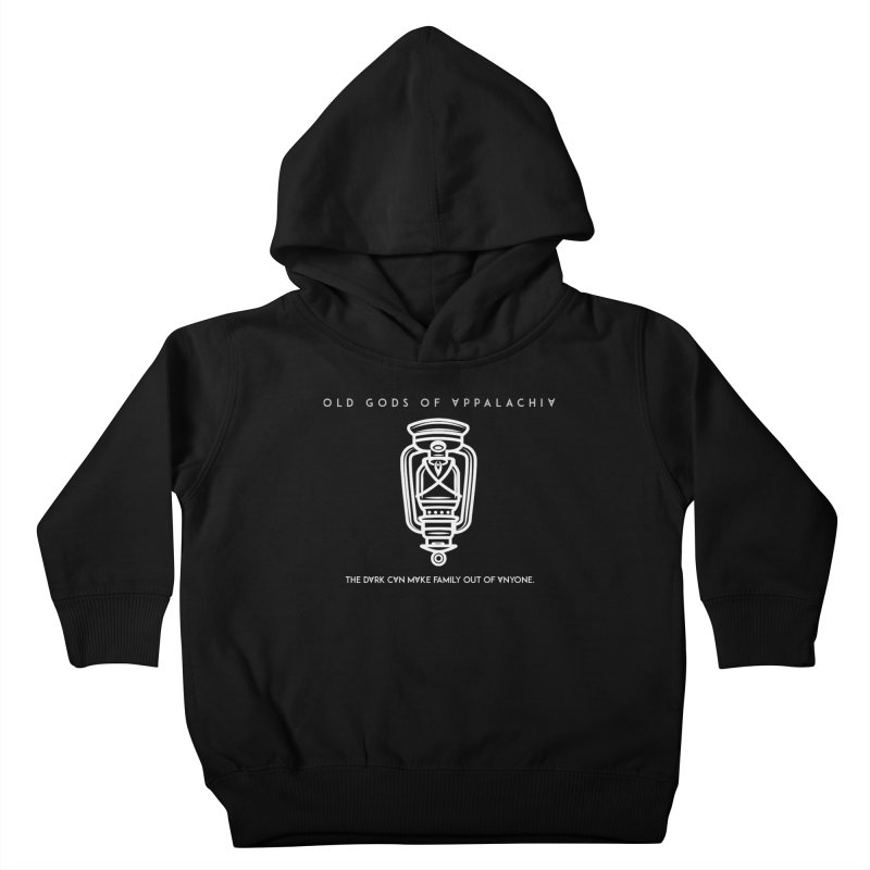 Old Gods of Appalachia: The Boy's Lantern Kids Toddler Pullover Hoody by OLD GODS OF APPALACHIA