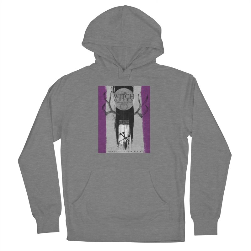 Old Gods of Appalachia: The Witch Queen: Solitude/ACE PRIDE Shirt Women's French Terry Pullover Hoody by OLD GODS OF APPALACHIA