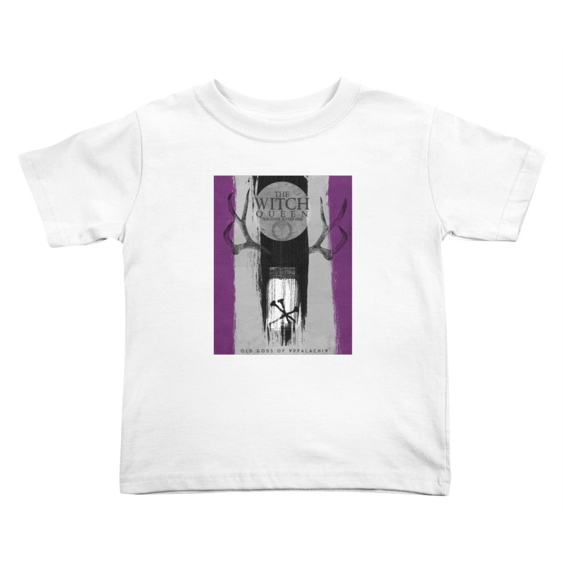 Old Gods of Appalachia: The Witch Queen: Solitude/ACE PRIDE Shirt Kids Toddler T-Shirt by OLD GODS OF APPALACHIA