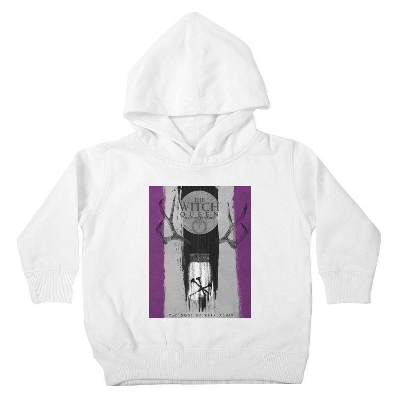 Old Gods of Appalachia: The Witch Queen: Solitude/ACE PRIDE Shirt Kids Toddler Pullover Hoody by OLD GODS OF APPALACHIA