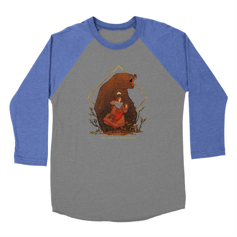 Old Gods of Appalachia: The Witch Queen and Bartholomew Women's Longsleeve T-Shirt by OLD GODS OF APPALACHIA
