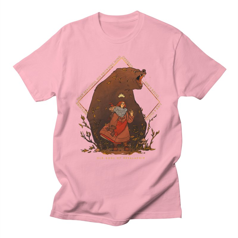 Old Gods of Appalachia: The Witch Queen and Bartholomew Women's Regular Unisex T-Shirt by OLD GODS OF APPALACHIA