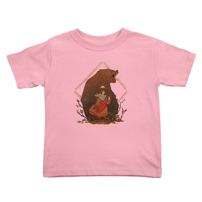 Old Gods of Appalachia: The Witch Queen and Bartholomew Kids Toddler T-Shirt by OLD GODS OF APPALACHIA