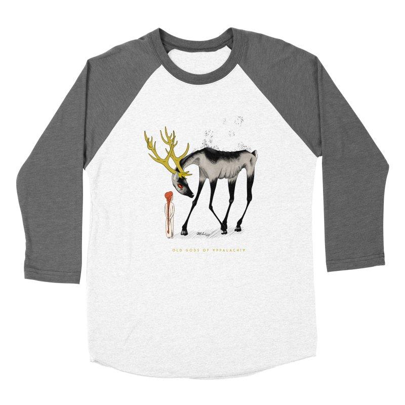 Old Gods of Appalachia: Speak True Beast Women's Longsleeve T-Shirt by OLD GODS OF APPALACHIA